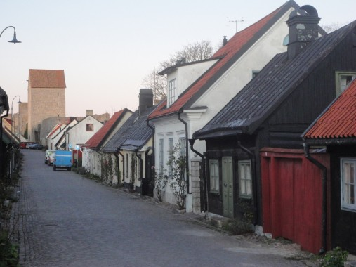 Conference trip to Visby, Sweden (November 2011)
